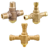 Watts - Combination Tempering Valves for Low Flow Control