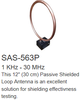 A.H. Systems Inc. - Passive Shielded Loop Antenna