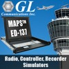 GL Communications, Inc. - End-to-End VoIP Air Traffic Network Simulation