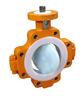XOMOX (A Crane Co. Company) - Xomox Lined Butterfly Valves, XLD Series