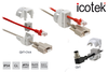 icotek GmbH - Split cable fittings for pre-assembled cables