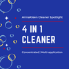 Armakleen Company (The) - Product Spotlight: ArmaKleen 4 in 1 Cleaner
