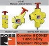 Ross Controls - Pneumatic Safety Products Shipped FAST