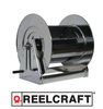 Reelcraft Industries, Inc. - Reelcraft's Stainless Steel Hand Crank Hose Reels