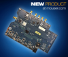 Mouser Electronics, Inc. - Analog Devices AD9625 12-bit ADC Evaluation Board