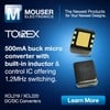 Micro Converters with 1.2MHz Switching at Mouser-Image