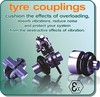Power transmission tyre couplings-Image