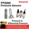 Honeywell Test & Measurement - Model FP2000 Configurable Pressure Transducer