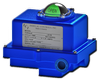 Indelac Controls, Inc. - Compact Quarter-Turn Electric Actuator - R Series