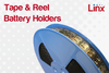 Linx Technologies - Battery Holders in Tape and Reel Packaging