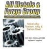 All Metals & Forge Group, LLC - Titanium, Tungsten, Nickel Alloy our Specialty