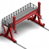 Rail-Guided Bridge Gantry robot -welding & cutting-Image