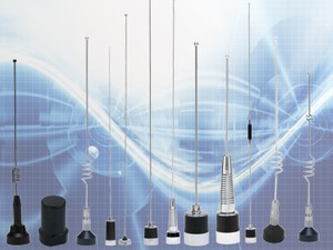 New Selection of Land Mobile Radio/LMR Antennas