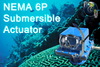 Indelac Controls, Inc. - NEMA 6P Submersible Electric Actuator