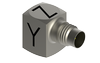 Miniature Triaxial Accelerometers, 3313A Series-Image