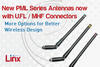 Linx Technologies - PML Series Antennas Now with U.FL / MHF Connectors
