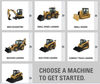 Caterpillar Machines - Need Help Choosing A Cat® Machine?