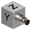 Dytran Instruments, Inc. - Miniature Triaxial Accelerometer with TEDS