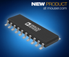 Mouser Electronics, Inc. - Analog Devices ADE7913 Isolated Sigma Delta ADC