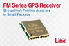 Linx Technologies - FM Global Positioning System (GPS) Receiver Module