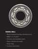 Alpine Bearing, Inc. - Radial Ball Bearings