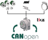 Interface SSI encoders with your CANopen system-Image