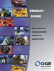 GGB - New Product Range catalog now available!