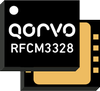 Qorvo - RFCM3328 - GaN Power Doubler Amplifier Module