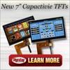 "Digi-Key Corporation - Newhaven 7.0"" TFT Capacitive Touch Displays"