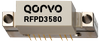Qorvo - RFPD3580 GaN Power Doubler Hybrid Amplifier