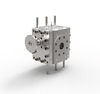 Gear pump for high process pressure-Image