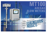 Fluid Components Intl. (FCI) - Next-Gen MT100 Air/Gas Flow Meter for Power Market