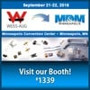 Weiss-Aug Co. Showcasing at MD&M Minneapolis-Image