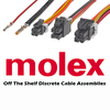 Molex Off-the-Shelf Discrete Wire Cable Assemblies-Image