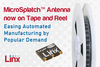 Linx Technologies - Popular MicroSplatch Antenna on Tape and Reel