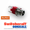 Heilind Electronics, Inc. - Switchcraft 2.1mm Center Pin DC Power Jacks