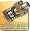 No time for downtime? High pressure/high flow seal-Image
