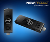 Mouser Electronics, Inc. - New Pocket-Sized Intel Compute Stick with Linux