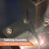 Tabletop Assembly Machine For Tight Spacing-Image