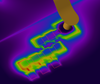 XFdtd's Circuit Element Optimizer-Image
