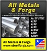 All Metals & Forge Group, LLC - Alloy Steel: 4130, 4145, 4145H, 4330, 4330V
