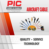 PIC Wire & Cable - Aircraft Cable, Connectors & Assemblies