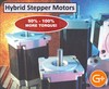 GEEPLUS Inc. - Hybrid Stepper Motor with 50%-100% Higher Torque