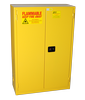 Safety Flammable Cabinets with Manual Close Doors-Image