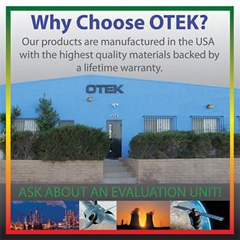 Why choose OTEK?