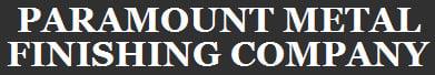Paramount Metal Finishing Company
