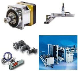 Parker Hannifin / Automation / Electromechanical Division - Europe