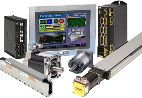 Electromechanical Automation Division Products