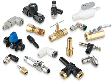 Parker Hannifin / Fluid Connectors / Fluid Systems Connectors