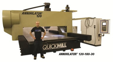 Quickmill Inc. - Annihilator Series